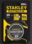 Stanley FatMax AutoLock Tape Measure