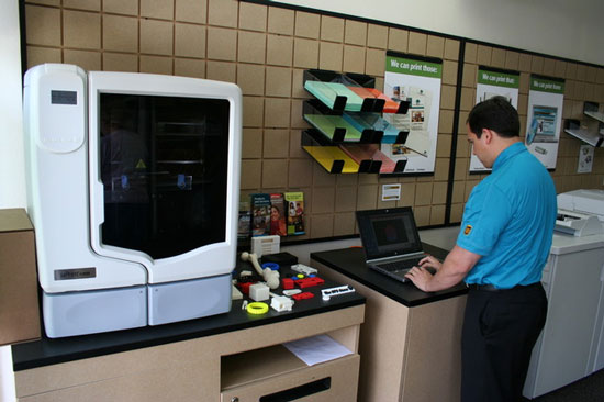 3D Printing Now Available at Select UPS Store Locations