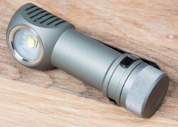 Zebralight H502W LED Headlamp Review