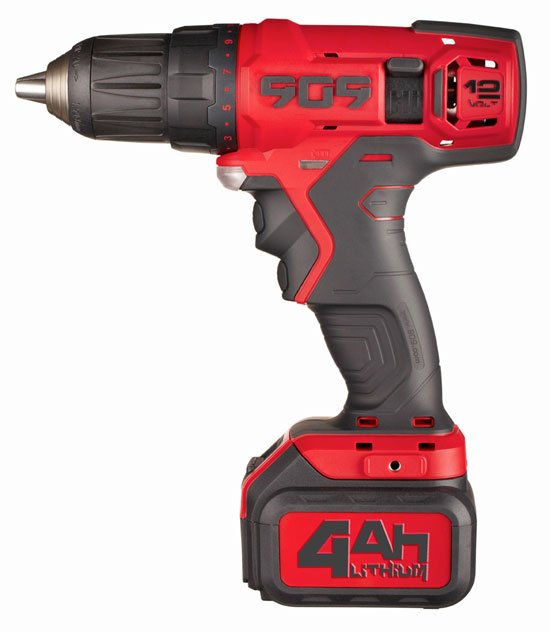909 Touch Drill Driver