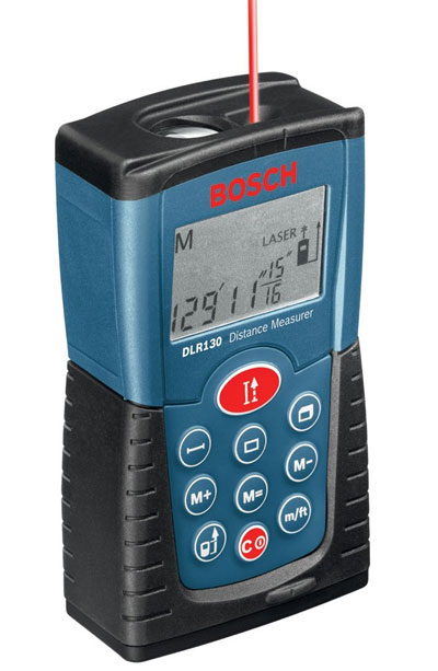 Deal of the Day: Bosch Laser Distance Measure for $59 (5/28/2015)