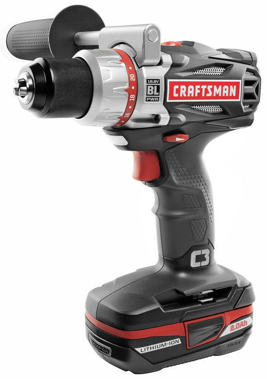 Craftsman C3 Brushless Cordless Drill Driver
