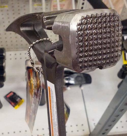Dead On Tools Steel Hammer
