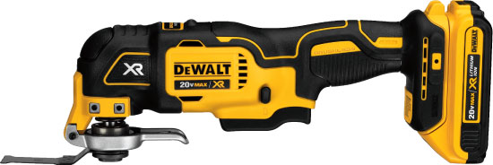 Dewalt DCS355D1 Cordless Brushless Multi Tool