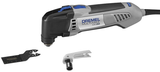 Dremel MM30 Oscillating Tool with Quick Wrench