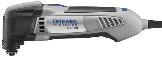 New Dremel MM30 Multi-Max Oscillating Tool