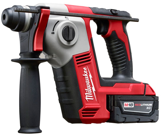 Milwaukee M18 2612 SDS Rotary Hammer