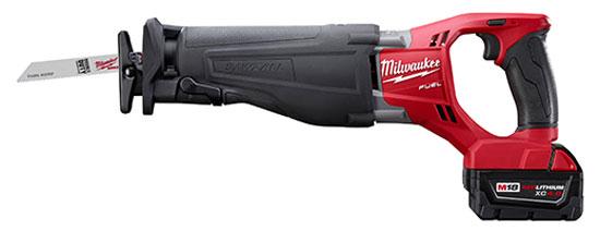 Milwaukee M18 Fuel Sawzall Recip Saw