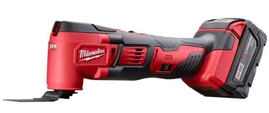Milwaukee M18 Oscillating Multi-Tool 2626