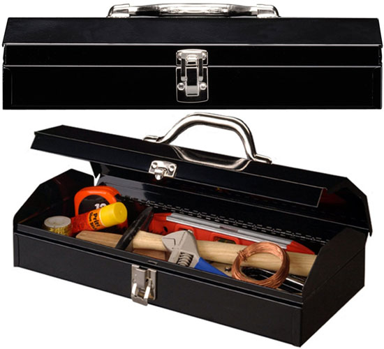 Giveaway: Stack-On Steel Tool Box