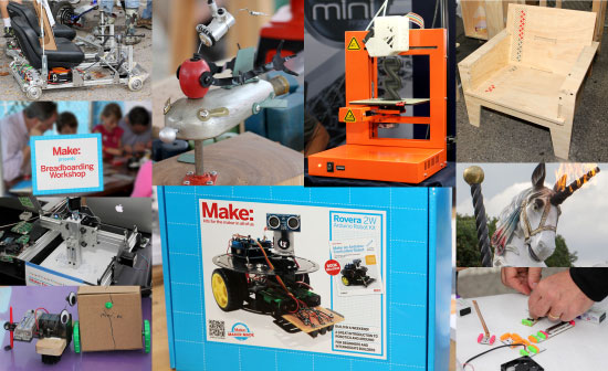 10 Reasons to Visit the World Maker Faire in NYC (Sept 20 & 21, 2014)