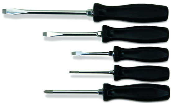 Williams 5pc Screwdriver Set