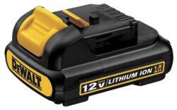 Dewalt 12V Max Battery Pack