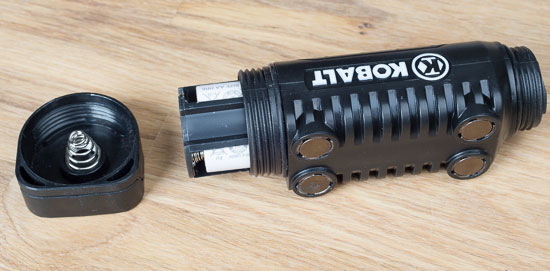Kobalt Hypercoil Led Flashlight Review