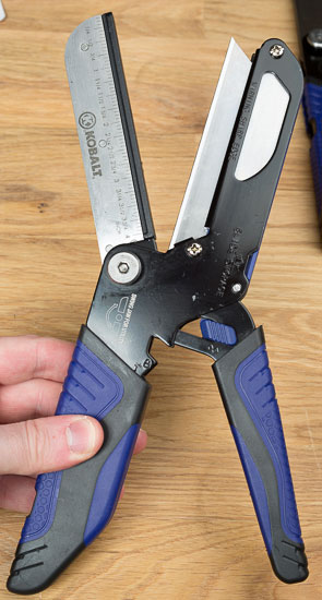 Kobalt Triple Cut Large Cutter