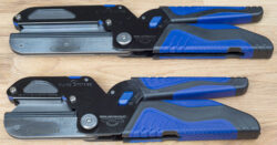 'Kobalt Triple Cut Review' from the web at 'http://toolguyd.com/blog/wp-content/uploads/2013/10/Kobalt-Triple-Cut-Utility-Cutters-250x131.jpg'