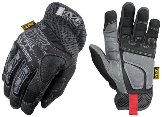 Mechanix Impact Pro Work Gloves Review