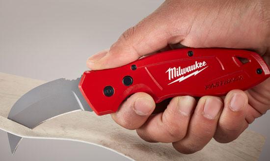 Milwaukee FastBack Hawk Bill Pocket Knife