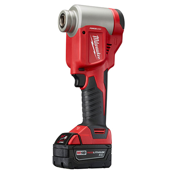 Milwaukee M18 Force Logic Knockout Punch Driver