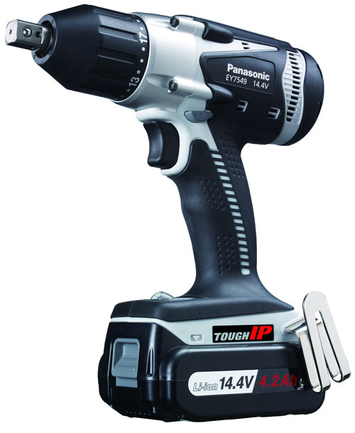 New Panasonic Multi-Functional Drill, Driver, Impact Wrench