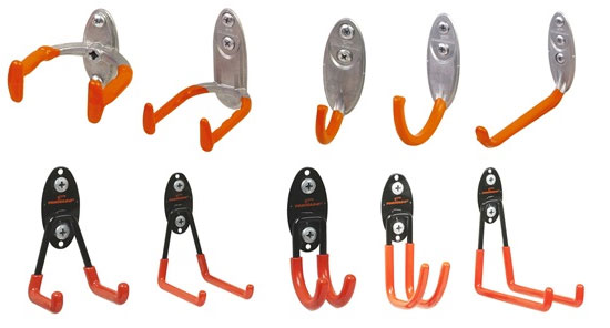 Racor Tornado Wall Hook Selection