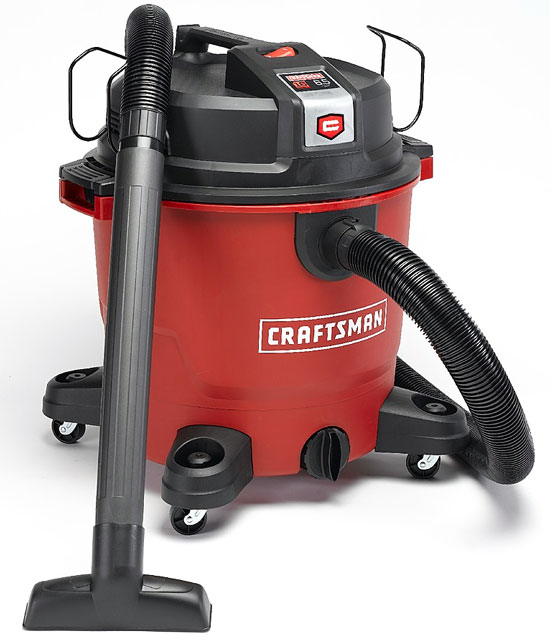 Ridgid Shop Vac Casters >> The Best Black Friday Wet/Dry Shop Vacuum Deal (2013)