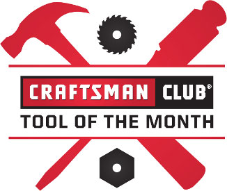 Craftsman Club Tool of the Month Rewards Logo