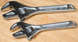 Husky Reversa Adjustable Wrench Set