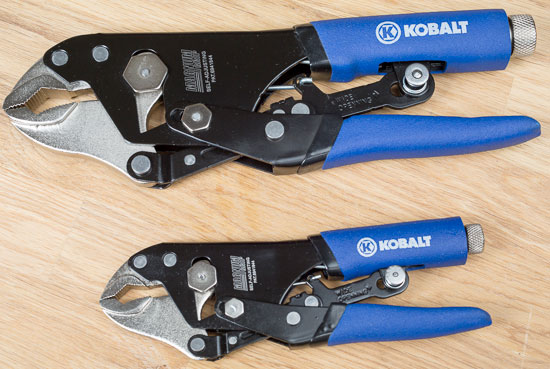 Kobalt Magnum Grip Locking Pliers Review