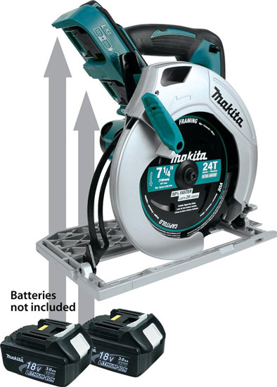 Makita 18V X2 LXT Circular Saw