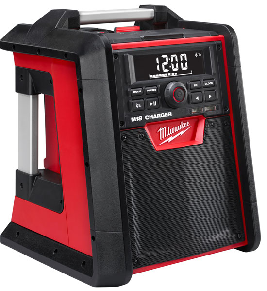 Milwaukee M18 Bluetooth Jobsite Radio
