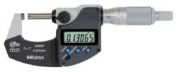 Mitutoyo Digital Micrometer IP65 Rated