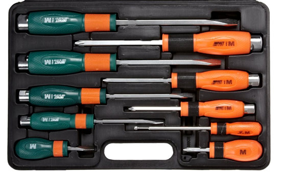 morris heavy duty screwdriver set. Black Bedroom Furniture Sets. Home Design Ideas