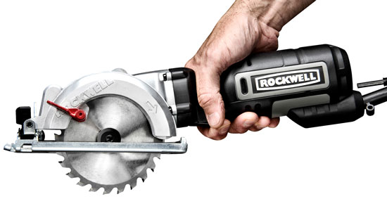 New rockwell mini circular saw rk3441k rockwell rk3441k compact circular saw greentooth Images