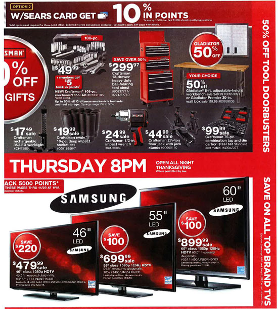 Sears Black Friday 2013 Tools Page 33