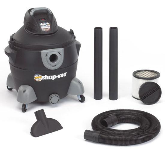 The Best Black Friday Wet/Dry Shop Vacuum Deal (2013)