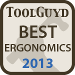 Best Ergonomics 2013 Tool Award