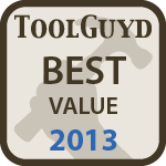 Best Value 2013 Tool Award