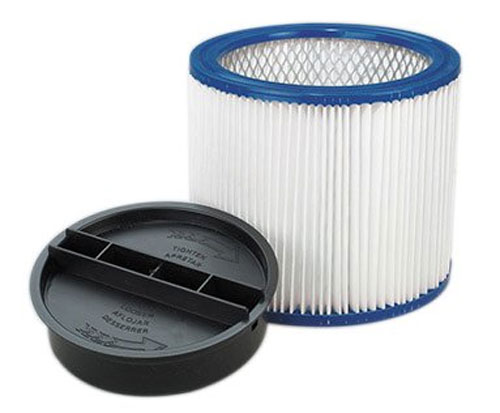 Cleanstream HEPA Shop Vacuum Filter