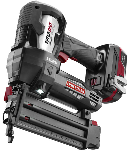 new craftsman c3 speedshot cordless brad nailer