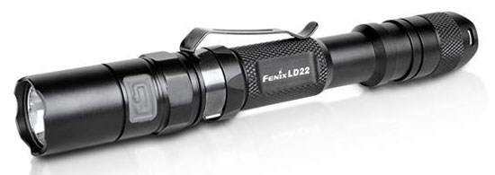 Fenix LD22 LED Flashlight