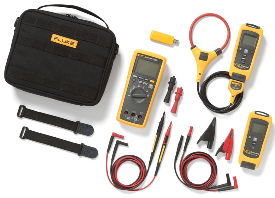 Fluke CNX Wireless Multimeter Test Kit