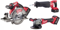Milwaukee M18 Fuel Saw Giveaway 2013