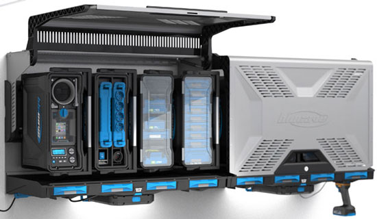 Blucave Modular Storage System