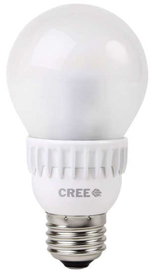 "Review: Cree ""60W"" Daylight LED Light Bulb"