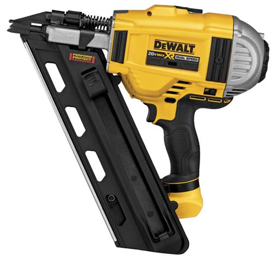 Dewalt DCN692B Brushless Framing Nailer