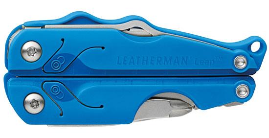 Leatherman Leap Closed BLUE