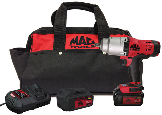 Mac 20V Impact Wrench BWP050-L2