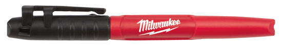 Milwaukee Inkzall Marker Capped