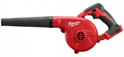 New Milwaukee M18 Cordless Air Blower